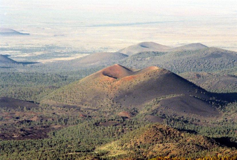 Sunset crater radiometric dating